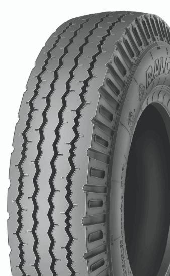 E Rib Three Wheeler Tyre - RL3009