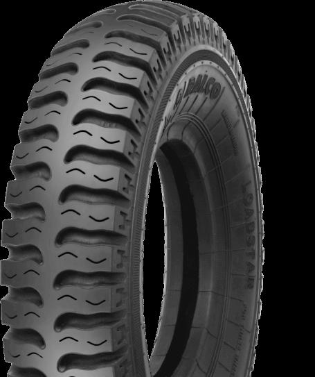 Loadstar Three Wheeler Tyre - RL3008