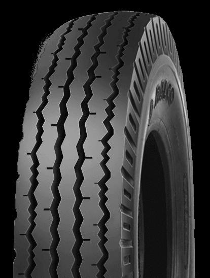 Power Rib Plus Three Wheeler Tyre - RL3006